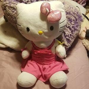 Hello Kitty large plush